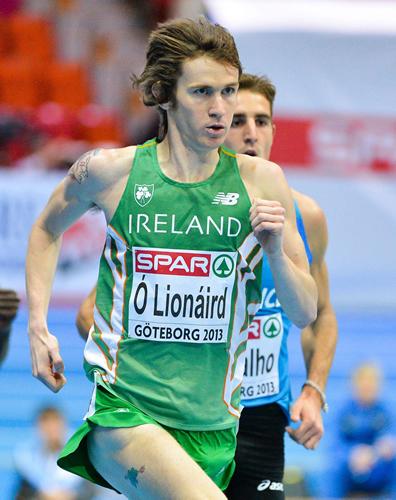 Ciaran O'Lionaird