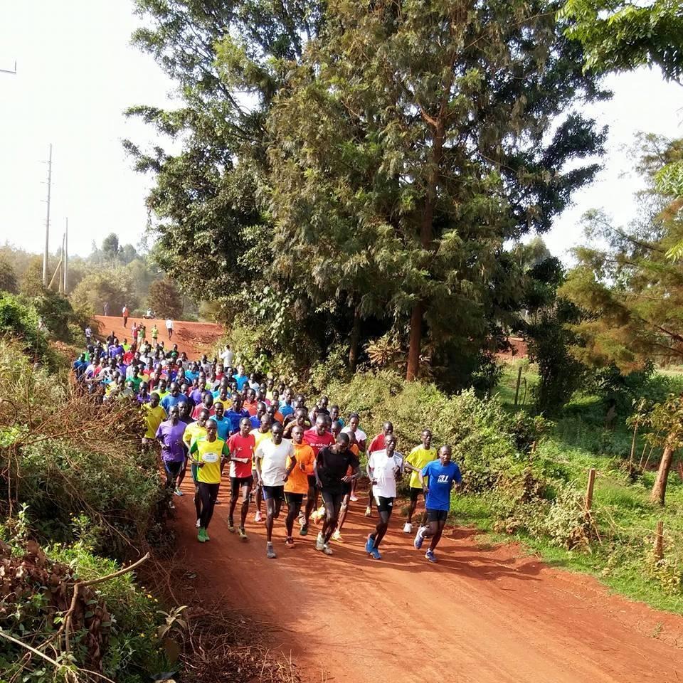 Kenyan Running
