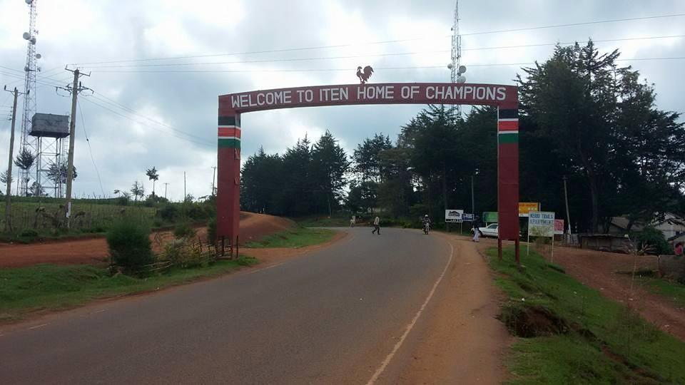 Iten Kenya Running