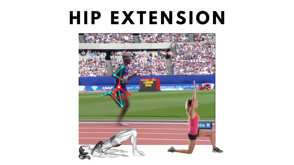 HIP EXTENSION GLUTE ACTIVATION